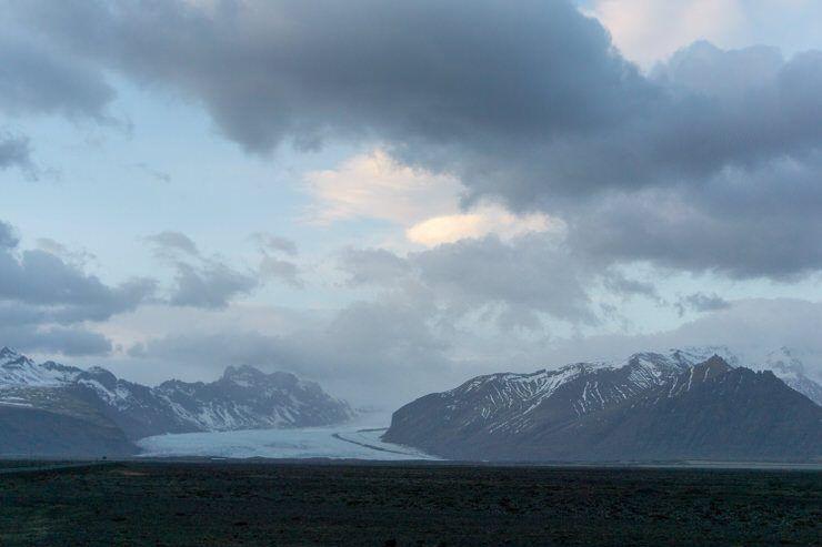 glaciar de Vatnajôkull