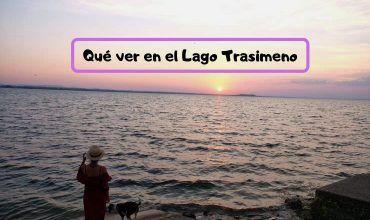 que ver en el Lago Tragsimeno