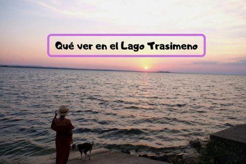 atardecer lago Trasimeno