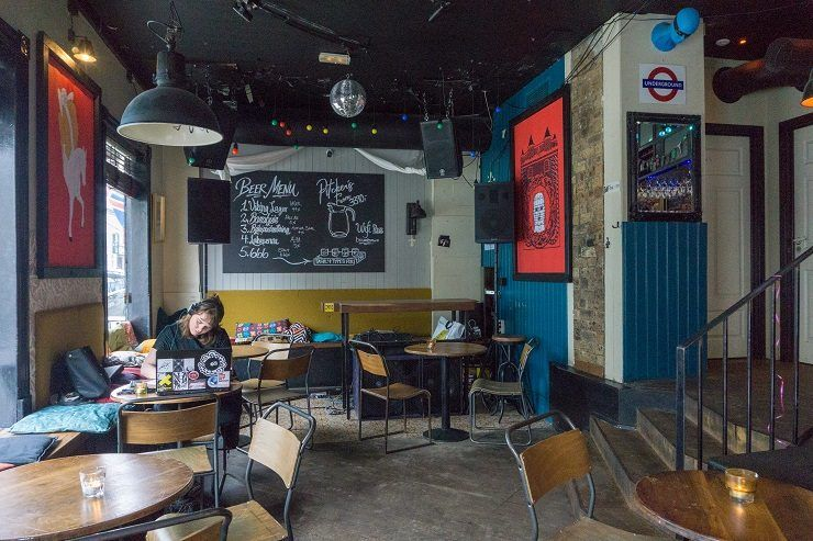 bar en Reikiavik