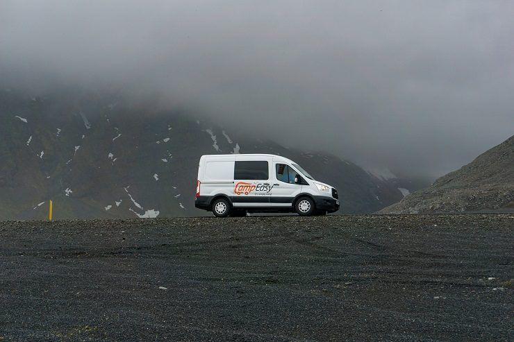 alquiler de camper en Islandia