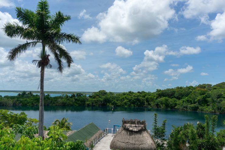 Cenote Azul