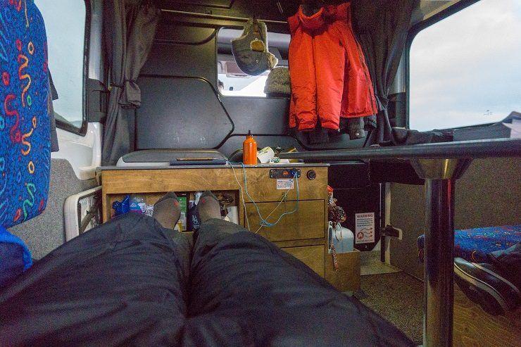 alquiler furgoneta Islandia