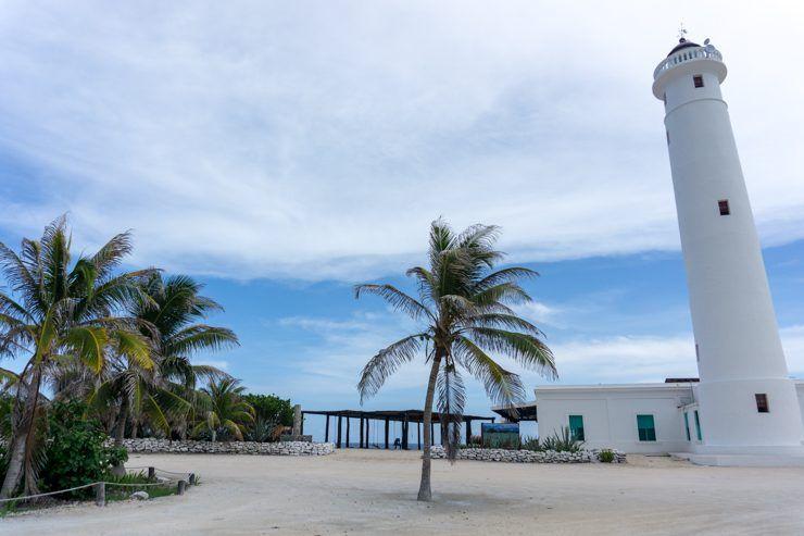 Faro de Punta Sur