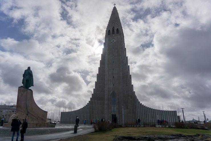 Iglesia de Hallgrímskirkja