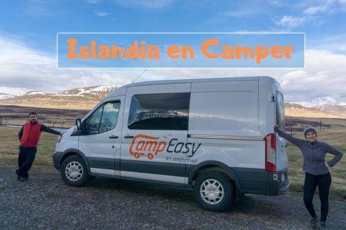 Islandia en camper