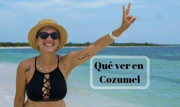 Qué ver en Cozumel