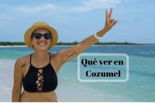 Qué ver en Cozumel, mi isla favorita de la Riviera Maya