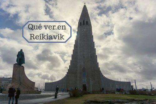 Qué ver en Reikiavik