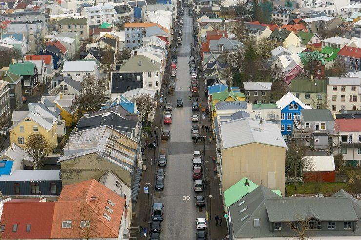 el tiempo en Reikiavik