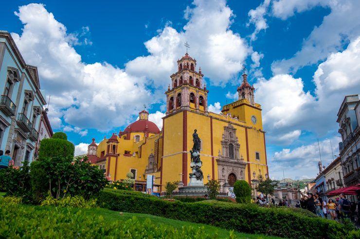 Basílica Colegiata Nuestra Señora de Guanajuato