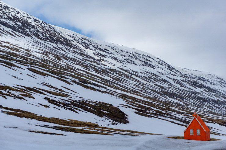 deshielo de Islandia