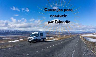 consejos para conducir por Islandia