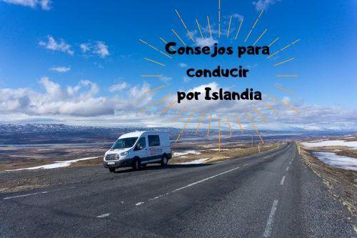Consejos para conducir por Islandia con nieve y sin nieve