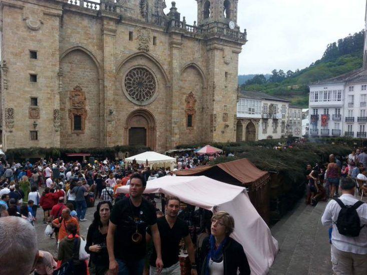 Mercado Medieval de Mondoñedo