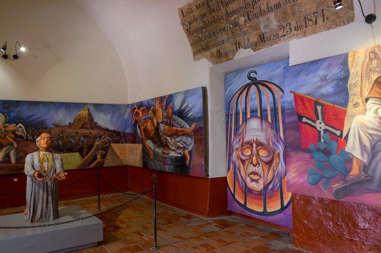 Museo de la Independencia de Dolores Hidalgo