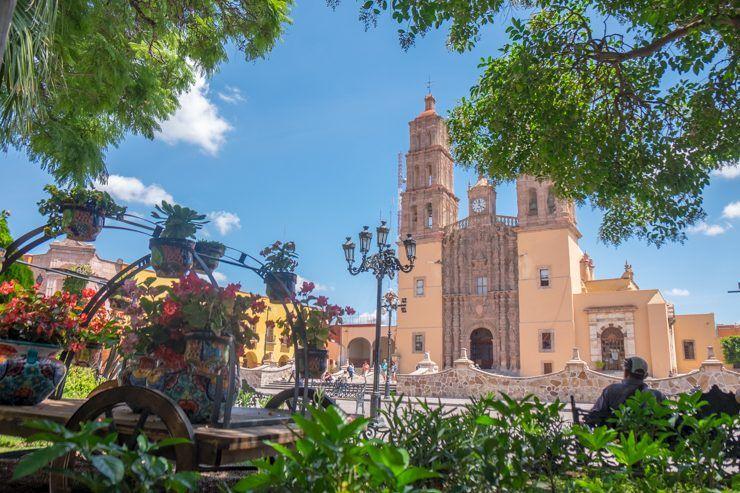 Plaza del Grande Hidalgo