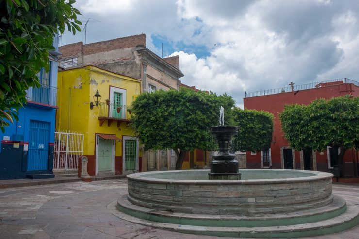 Plaza de Mexiamora