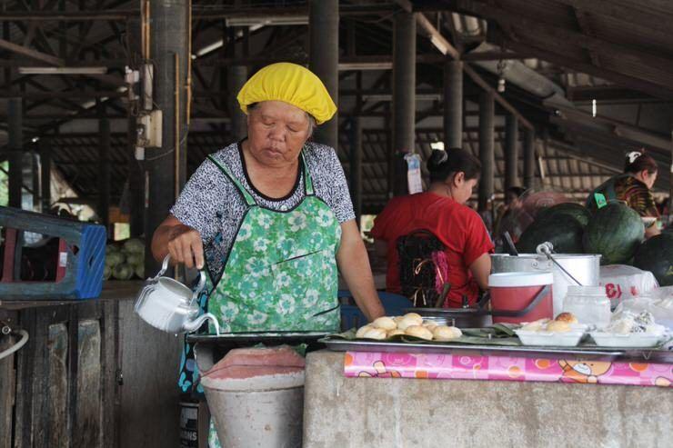 desayuno de Tailandia