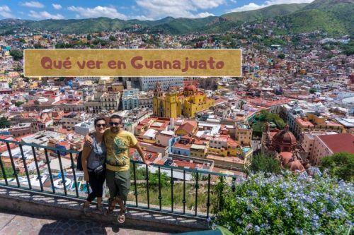 Qué ver en Guanajuato, la ciudad de los 1.000 colores