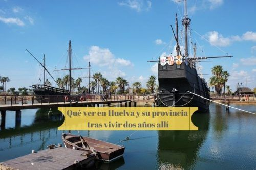 las Carabelas de Huelva