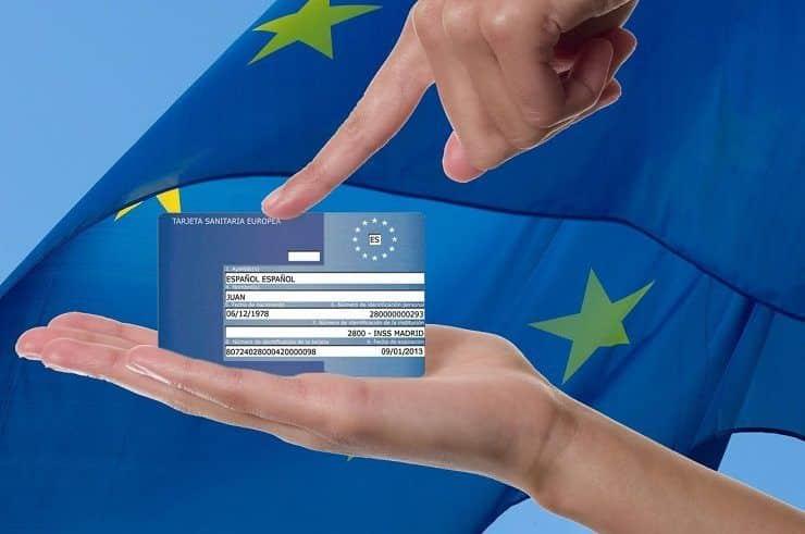 Tarjeta Sanitaria Europea en Islandia
