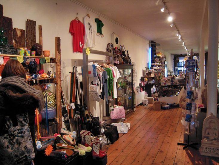 Tienda Vintage en Amsterdam