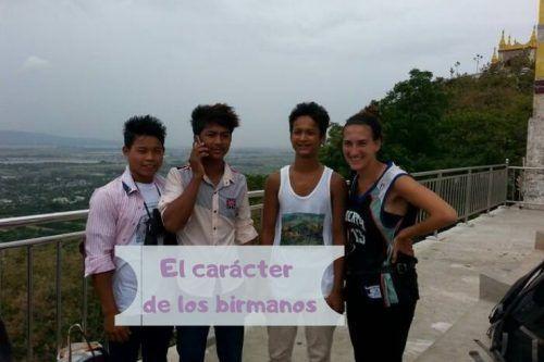 caracter Birmanos