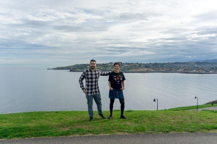 bahía de Gijón