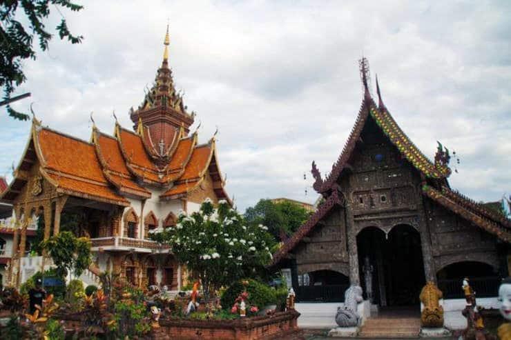 Chiang Mai en dos días