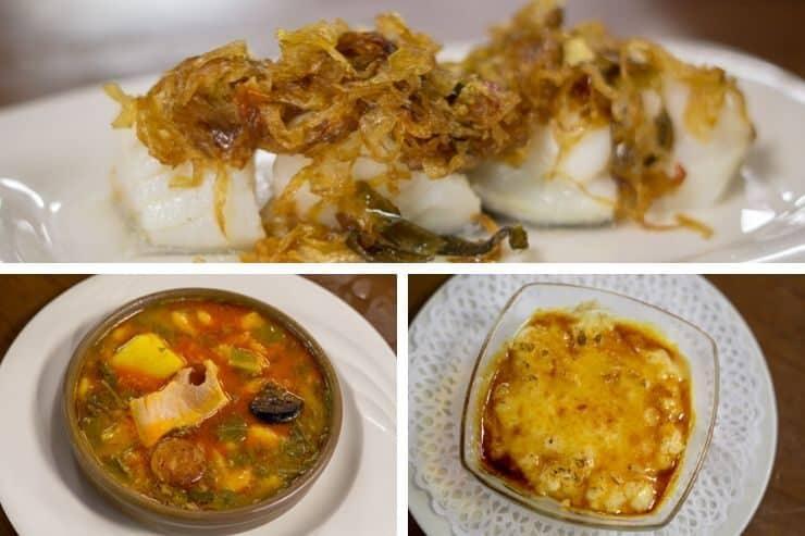 comida tradicional asturiana