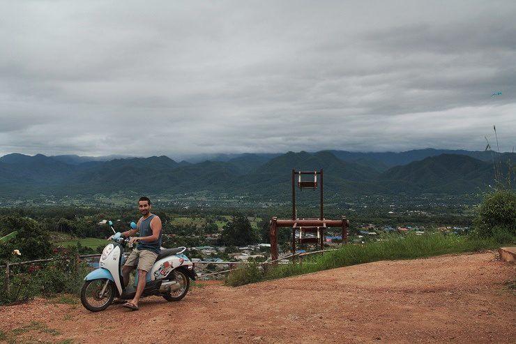 alquilar motos en Tailandia