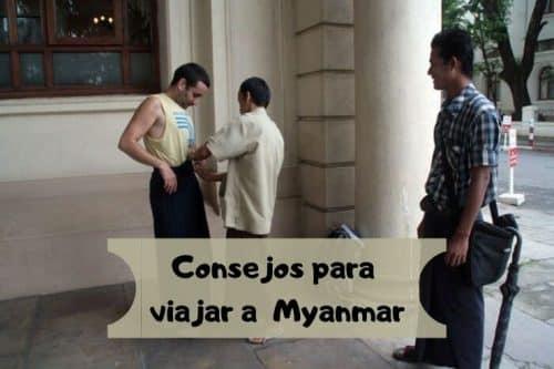 Consejos Myanmar