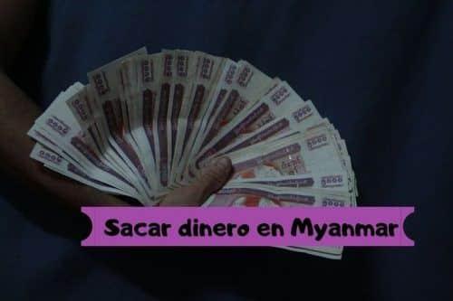Cajeros automáticos en Myanmar. Cómo sacar dinero fácilmente