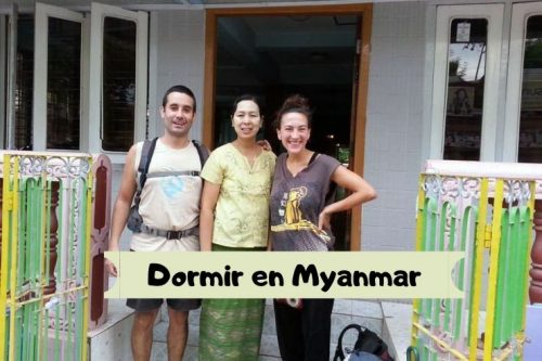 Dormir barato en Myanmar