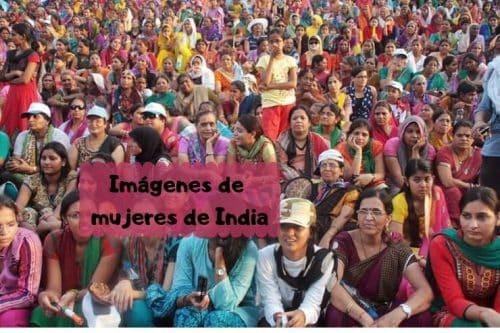 mujeres de India