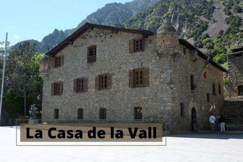 La casa de la Vall