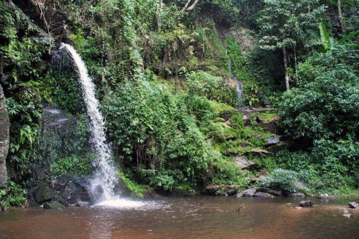 Cascadas de Mon Tha Than