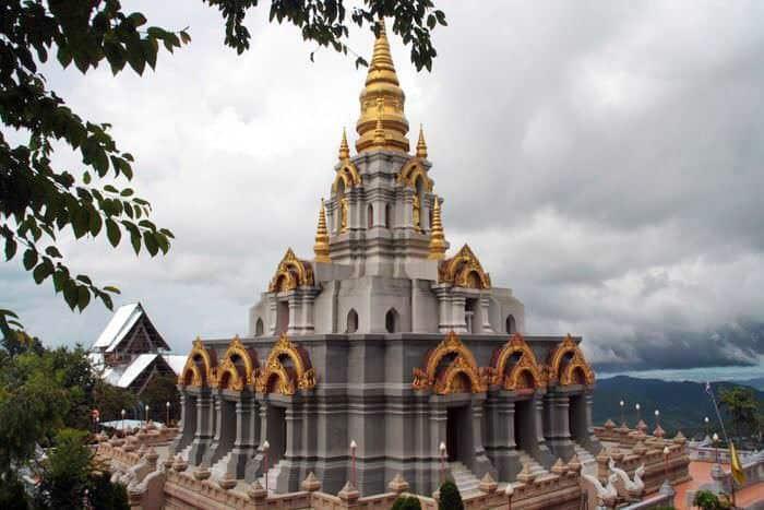 Pagoda de Mae Saloong
