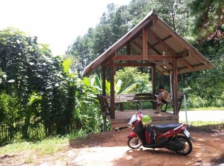 alquilar motos en Chiang Mai