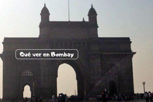 Visitar Bombay