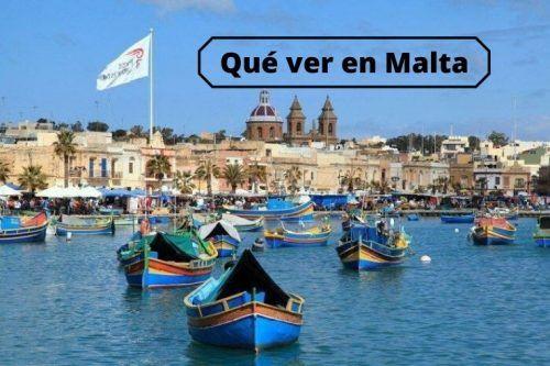 bucear en Malta