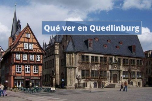 Visitar Quedlingburg