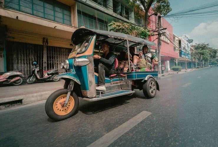 Es seguro viajar a Tailandia.