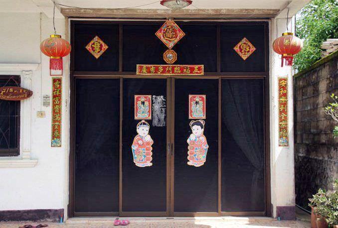 Tienda china en Mae Salong