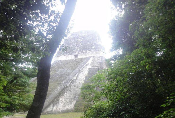 Templo Perdido en Tikal