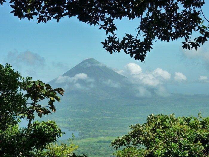 Volcán Maderas de Ometepe