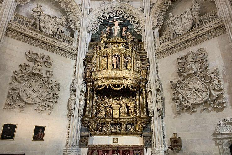 Visita guiada a la Catedral de Burgos