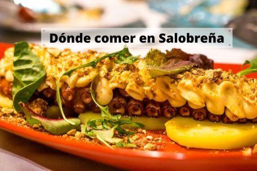 Restaurantes de Salobreña