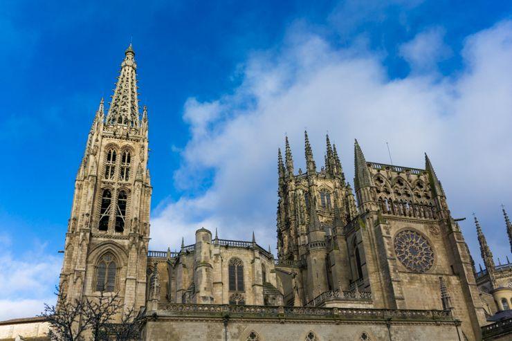 Horarios de la Catedral de Burgos